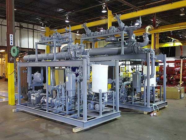 Tigerflow Packaged Pumping Systems