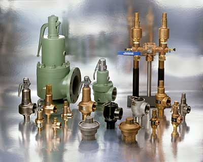 Steam Specialties Available From H V Burton Company